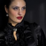 Portrait of a Mistress - Lady Ezada Sinn