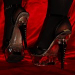 Ezada's high heels