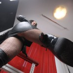Lady Ezada Sinn will walk all over you