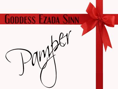 Pamper Goddess Ezada Sinn