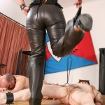 Ball busting in OWK