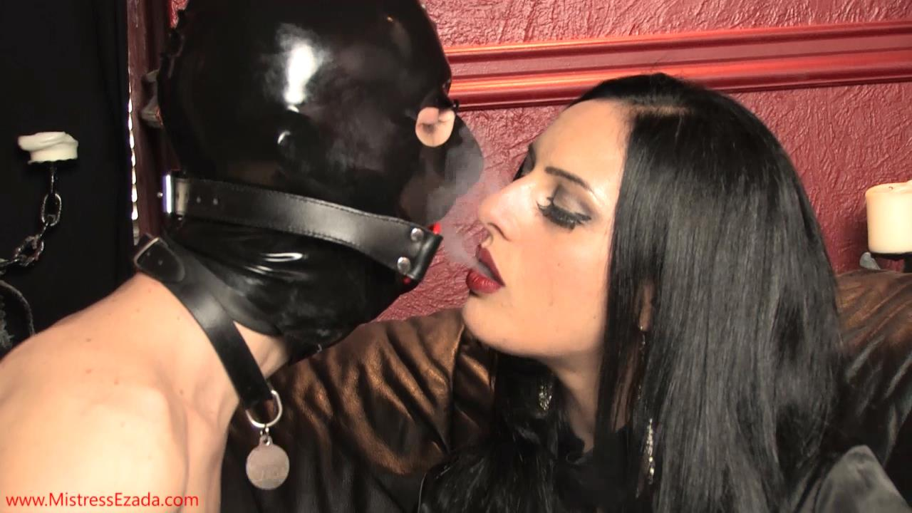Femdom human ashtray stories