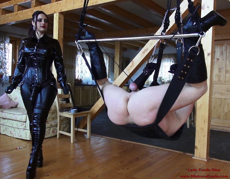 Mistress ezada sinn strapon movie