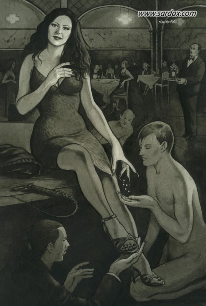 Mistress Ezada Sinn by Sardax