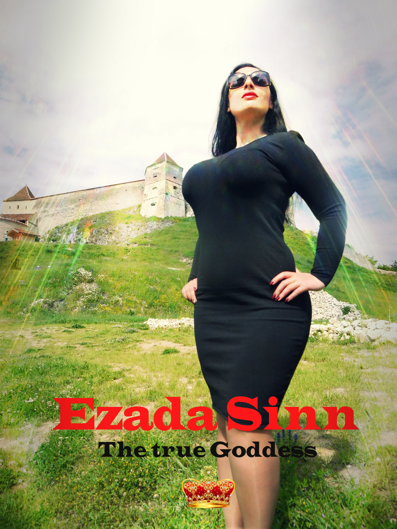 prayervideo dedicated to the great goddess ezada sinn