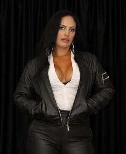 worn leather femdom buy