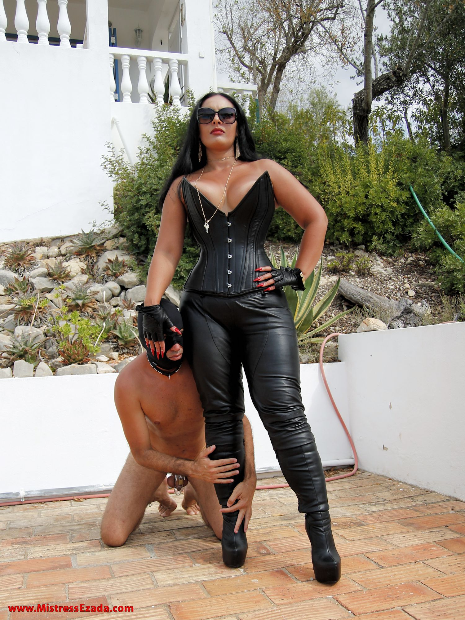 Pet slave wife obedience training 9