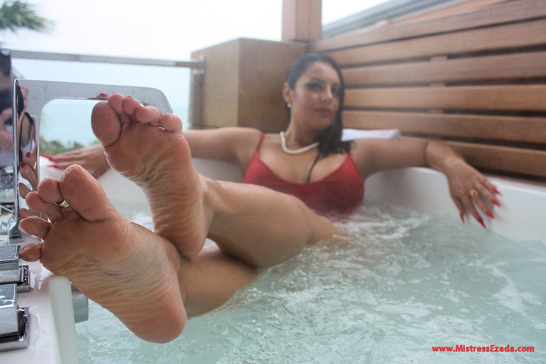 mistress feet