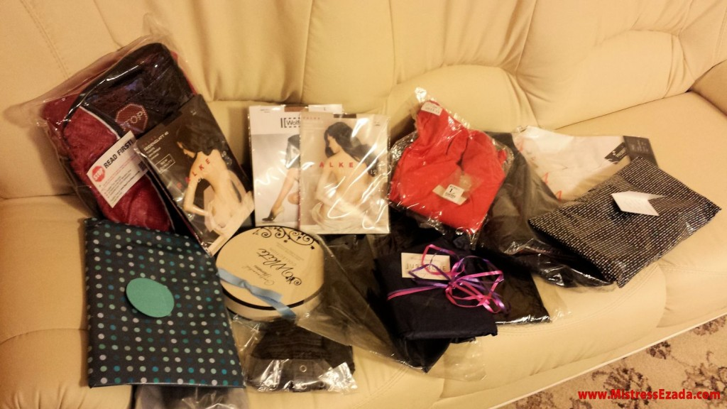 Domina gifts