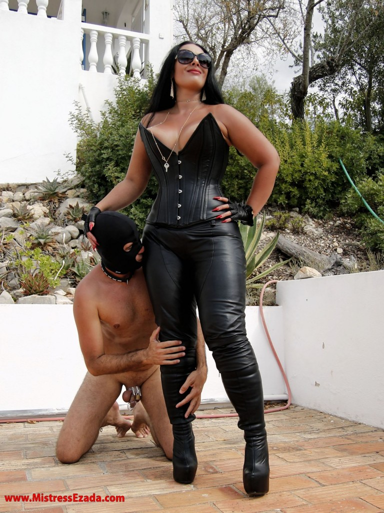 female supremacy leather