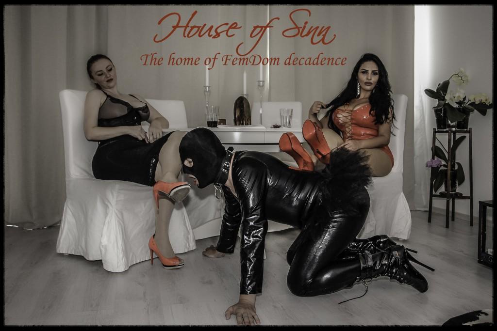 Poster House of Sinn