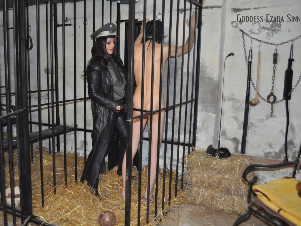 femdom imprisonment