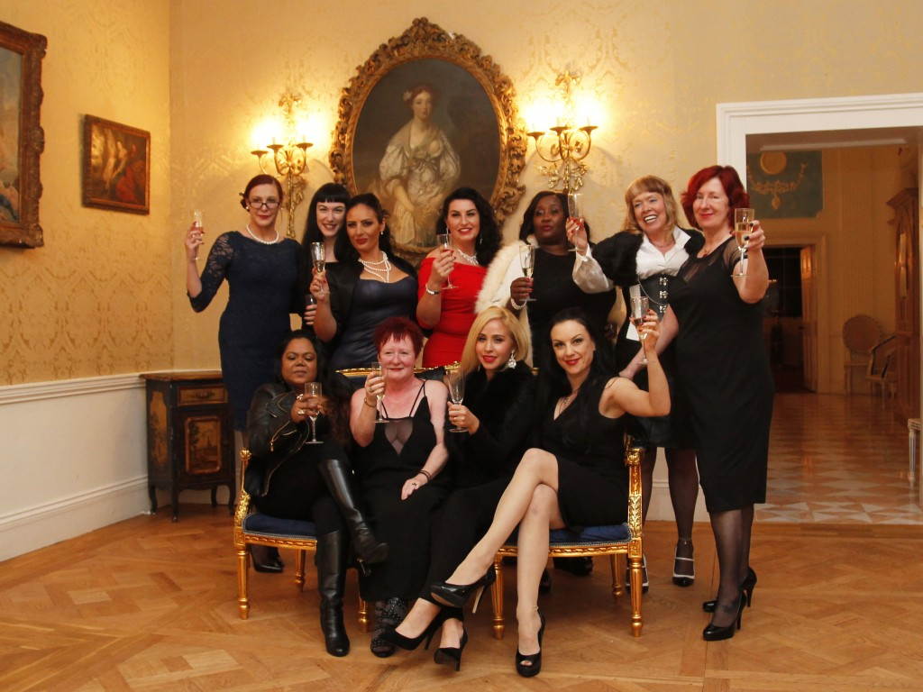 Femdom Retreat 2015 Ava von Medicine, Ezada Sinn, Caramel, Sophia Larou, Goddess Cleo, Goddess Asha female supremacy