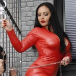 Goddess Ezada Sinn tease and denial female supremacy