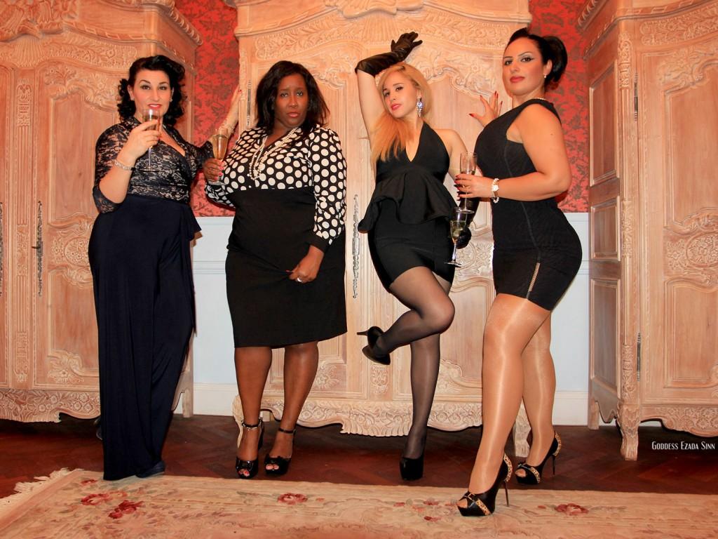 Ezada Sinn, Caramel, Sophia Larou, Ava von Medisin