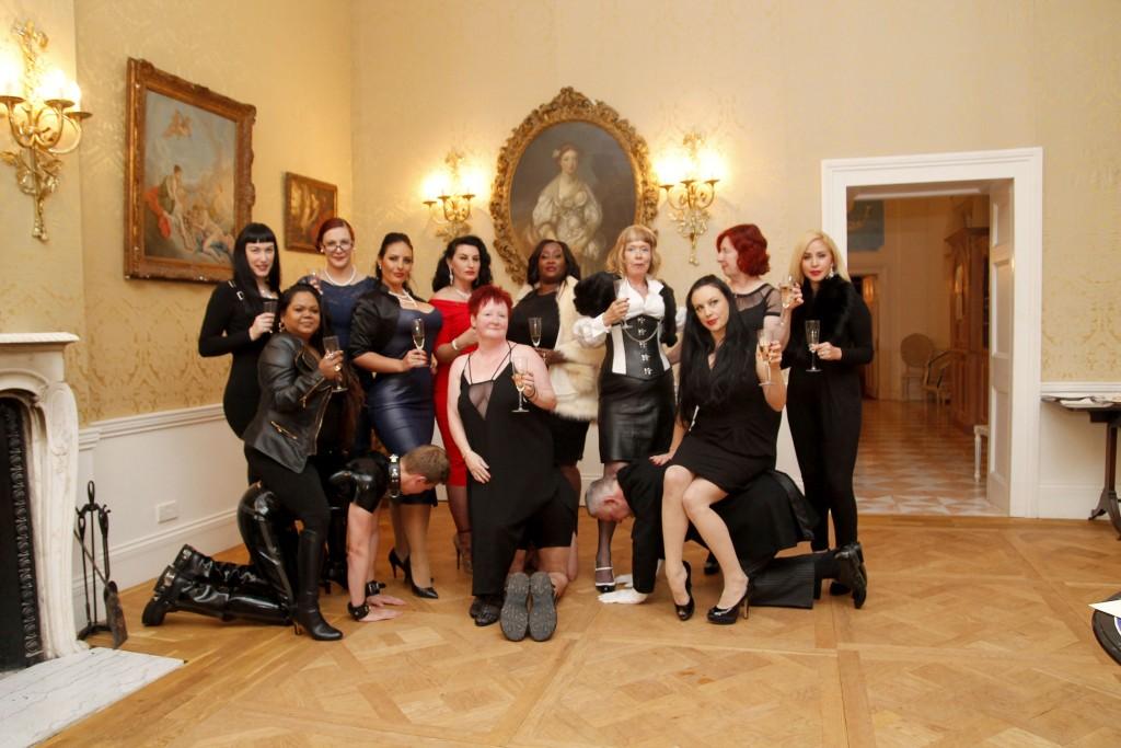Femdom Retreat 2015 Ava von Medicine, Ezada Sinn, Caramel, Sophia Larou, Goddess Cleo, Goddess Asha female supremacy UK
