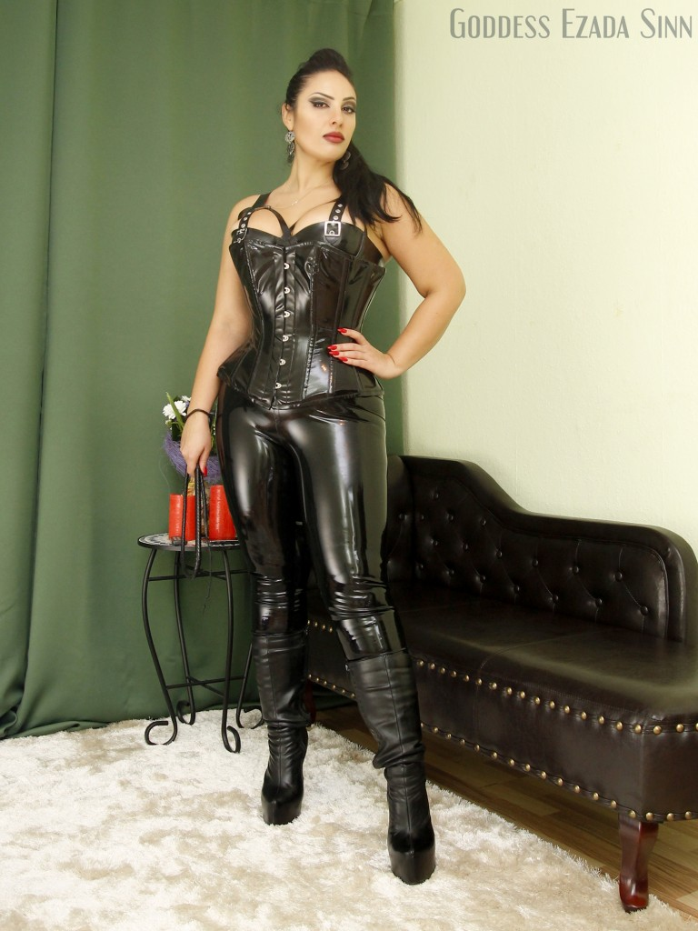 Latex Ezada Sinn ruined orgasms pov free clips femdom