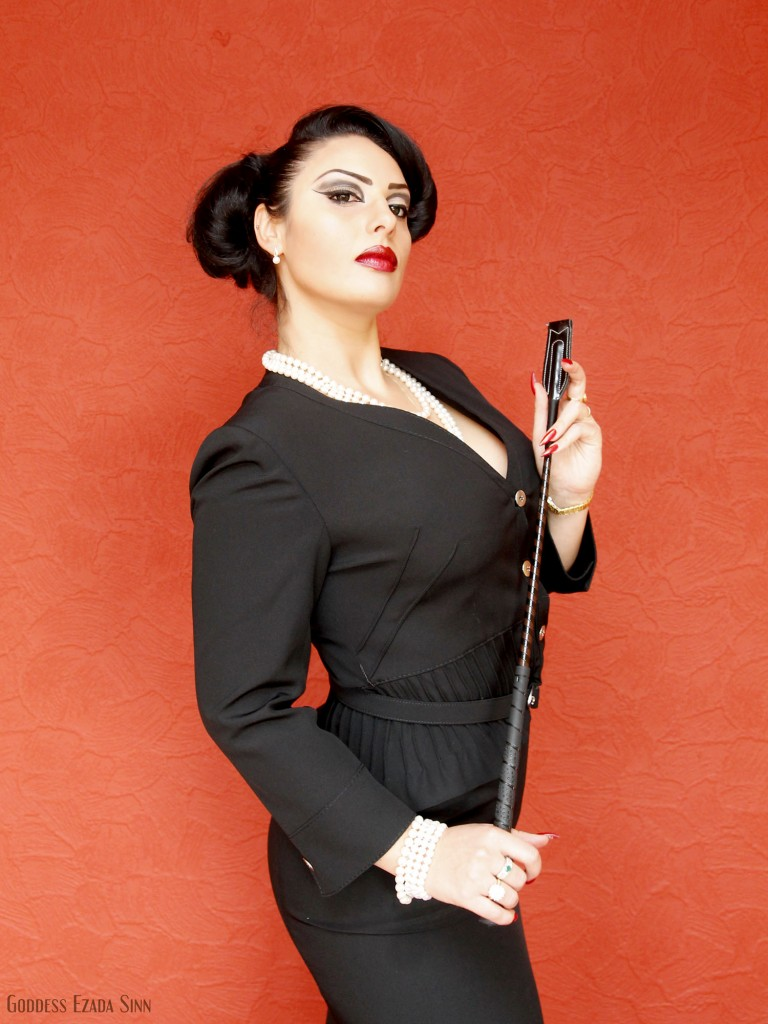 business woman Ezada Sinn