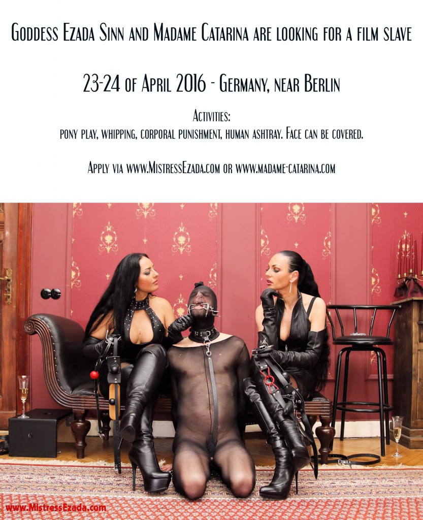 filming slave Germany