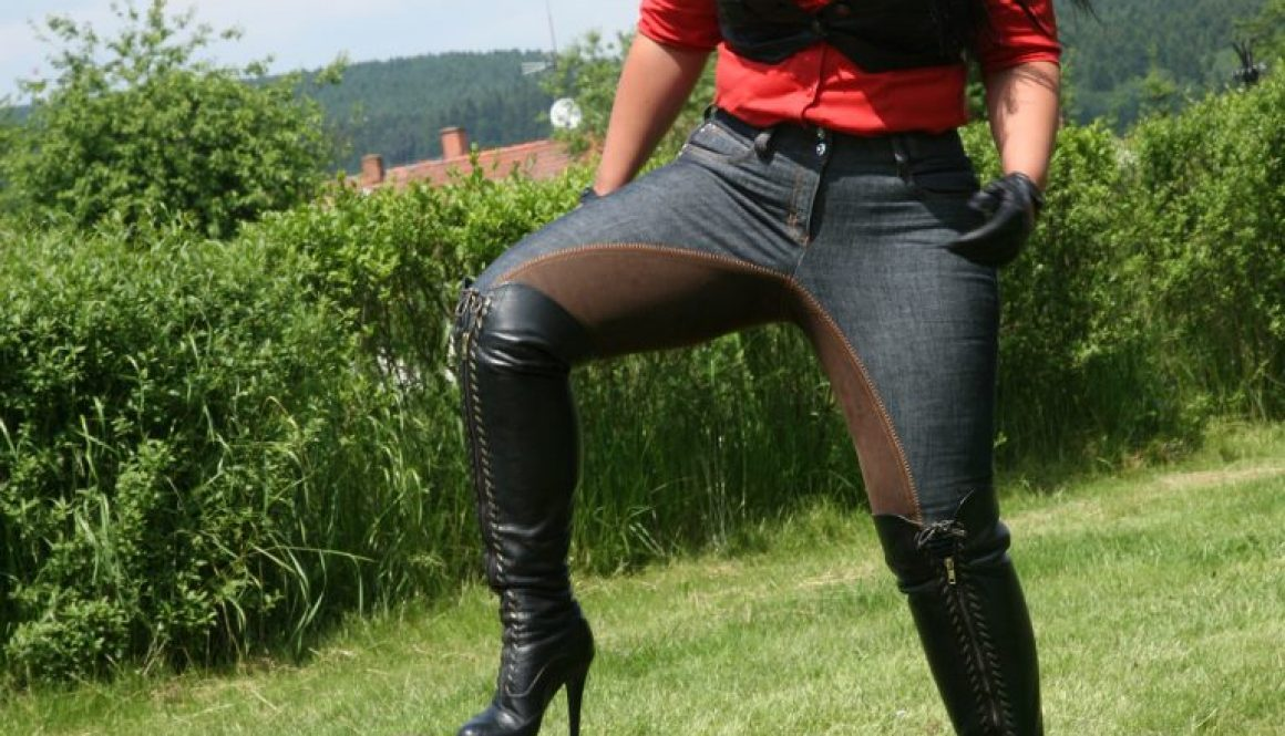 Picture of the week 27 2016 – Castrated by My boots