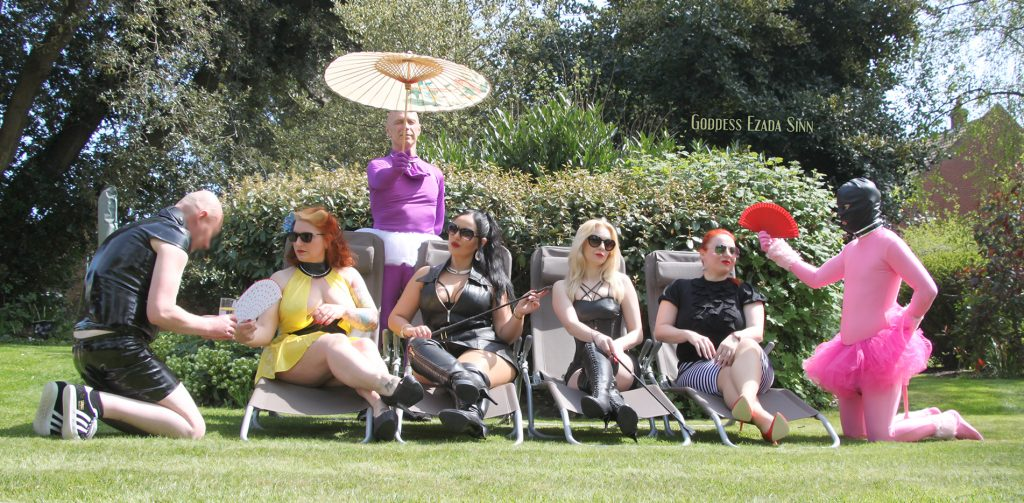 Femdom Retreat party UK