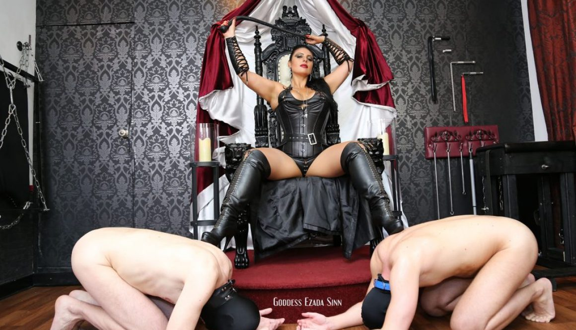 My life as Ezada's prisoner: A wake up in paradise