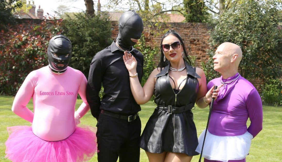 pink poodle at the Femdom Retreat – part 3