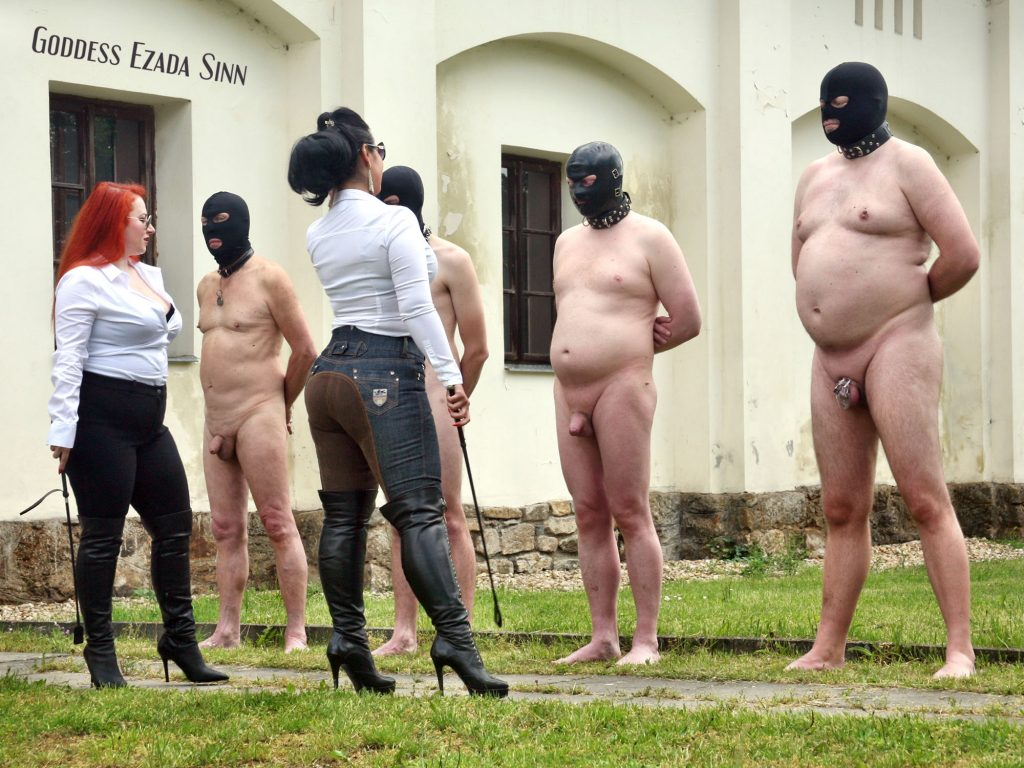 slave inspection OWK Lady Yna Ezada Sinn 2016