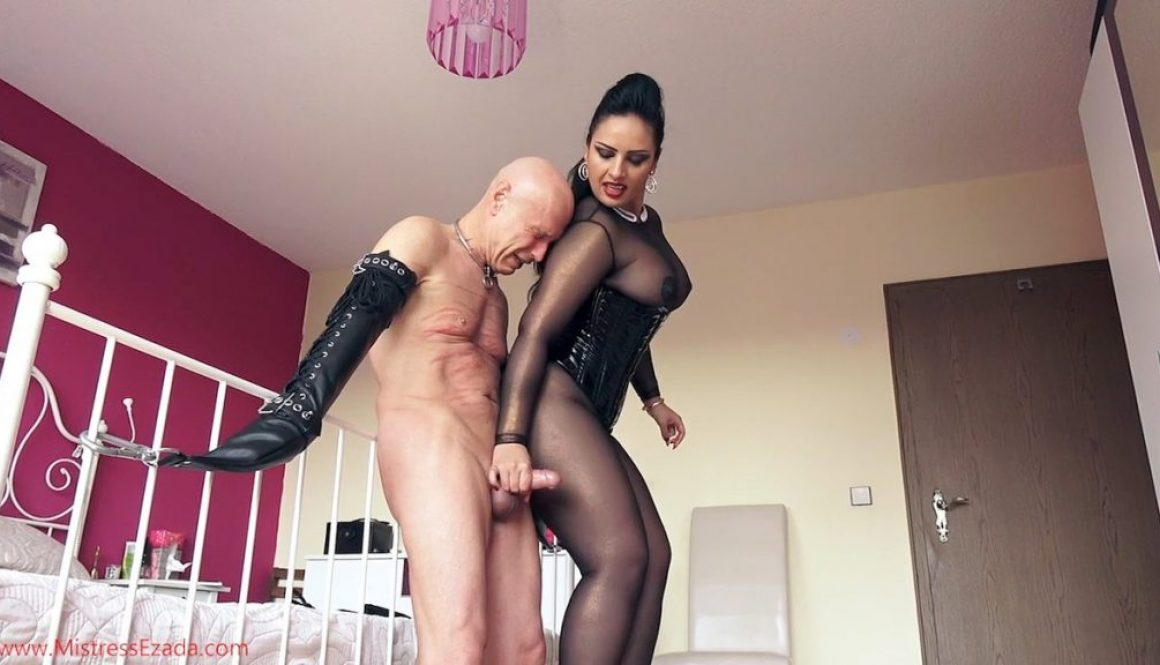 Orgasm denial slave training