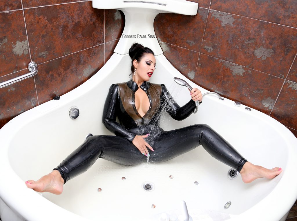 latex-shower-ezada-sinn