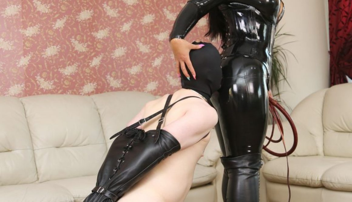latex slave stories