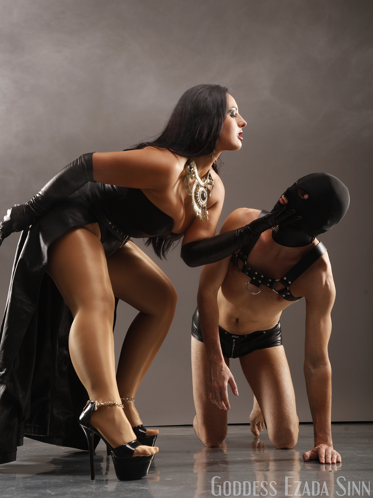 Female domination video