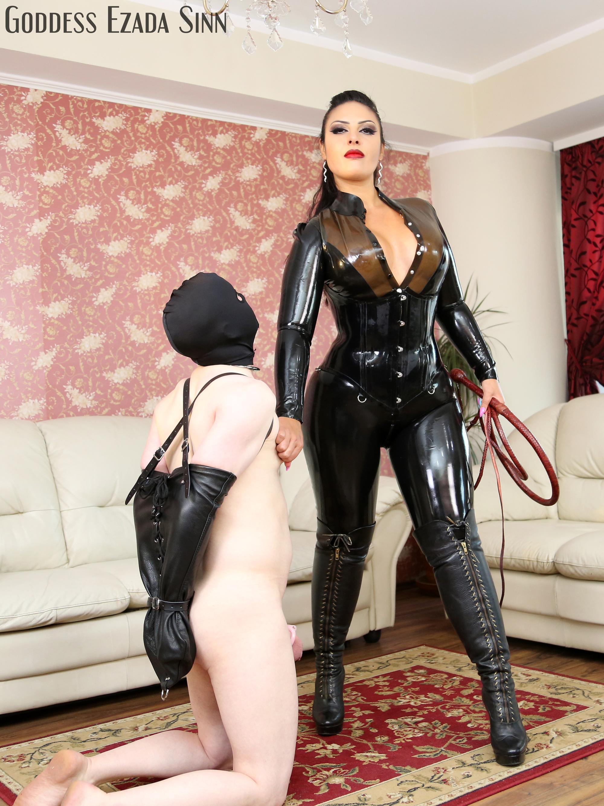 mistress porn Latex