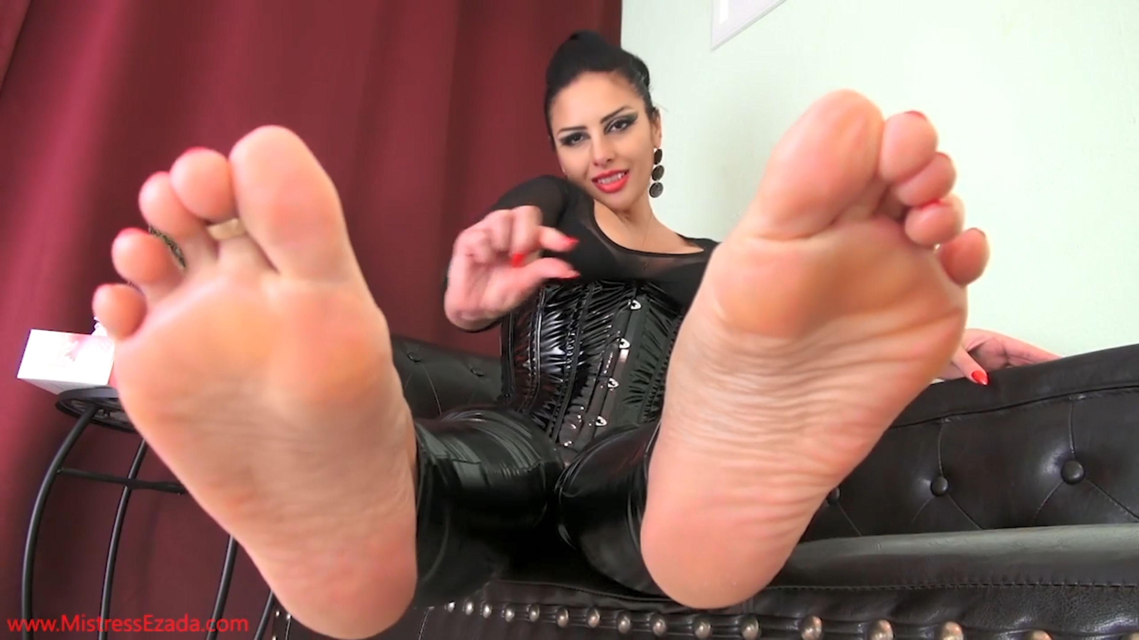 Feet loser my lick