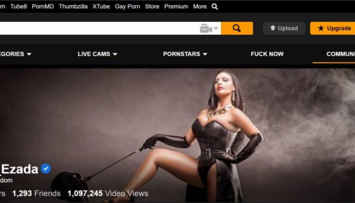 pornhub mistress ezada sinn