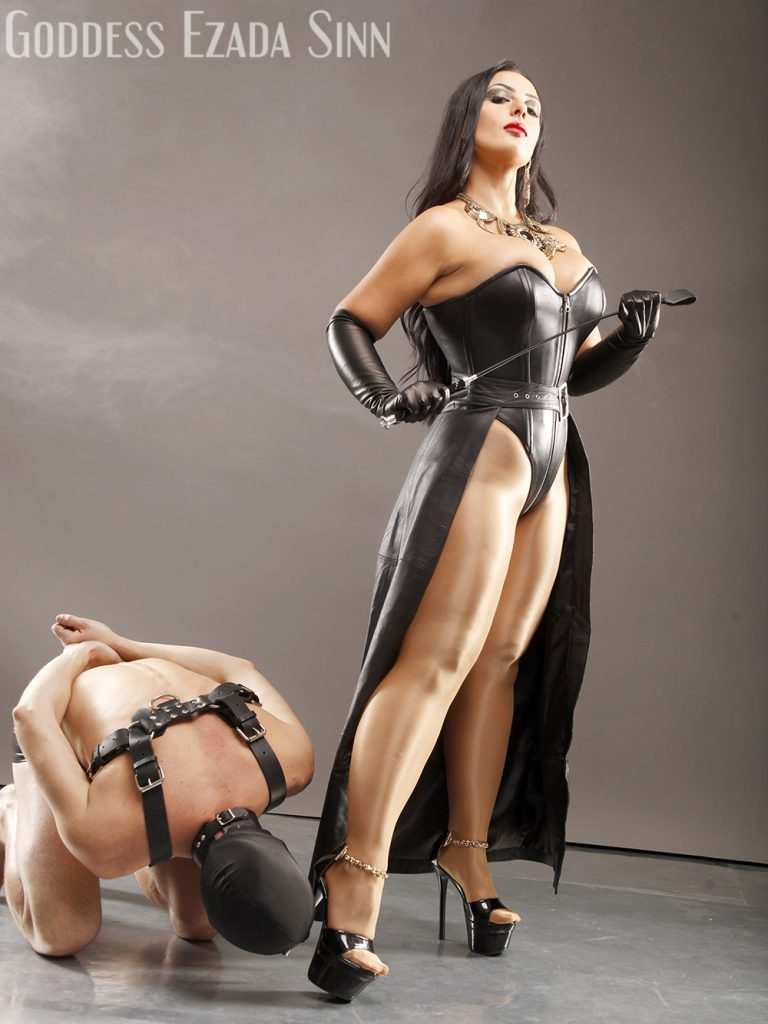 Anime mistress and slave