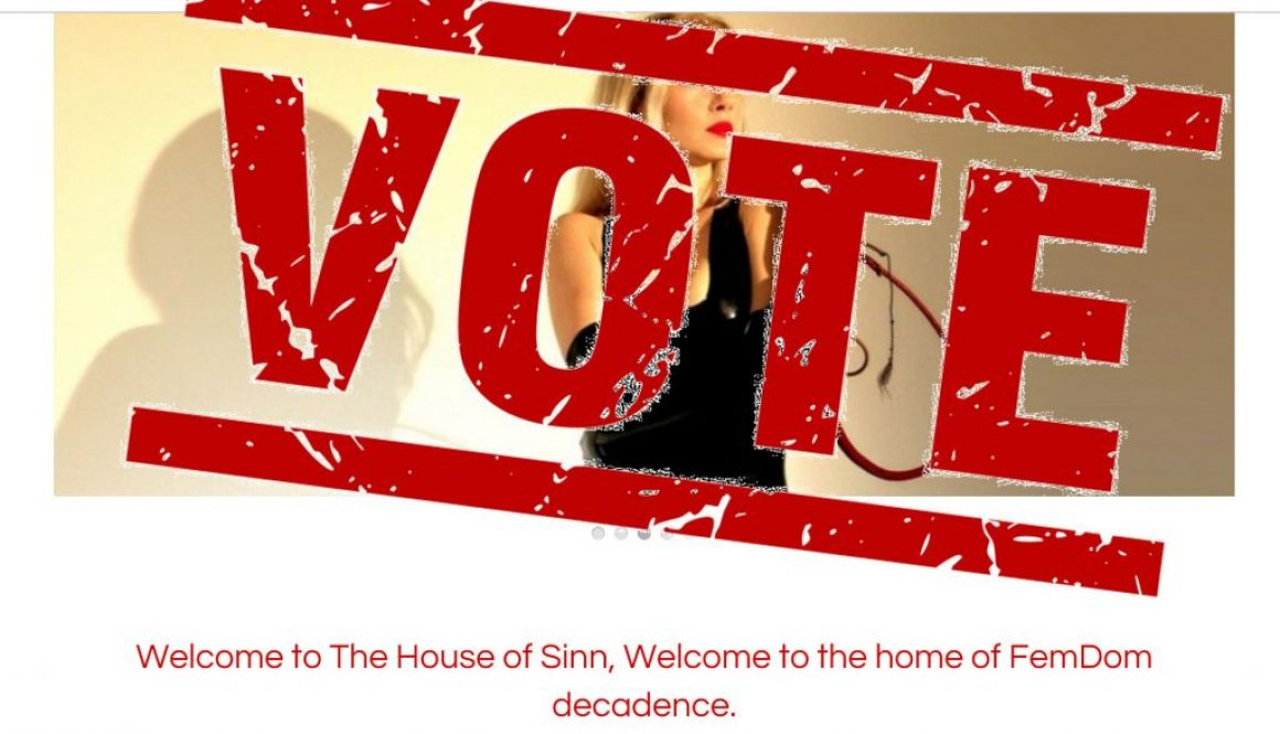 Vote for the House of Sinn!