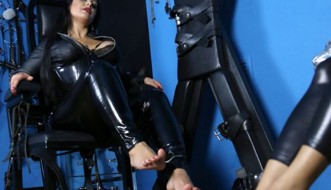 Clip of the week 6 2019 – The perfect footjob