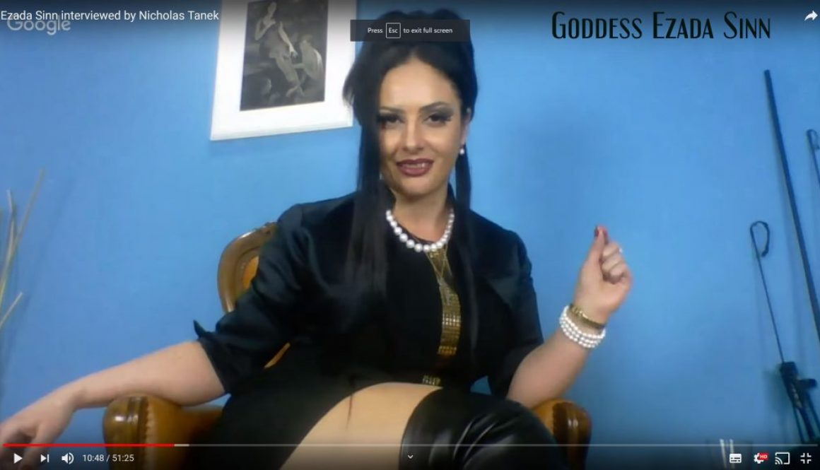 Video interview for yourkinkyfriends.com