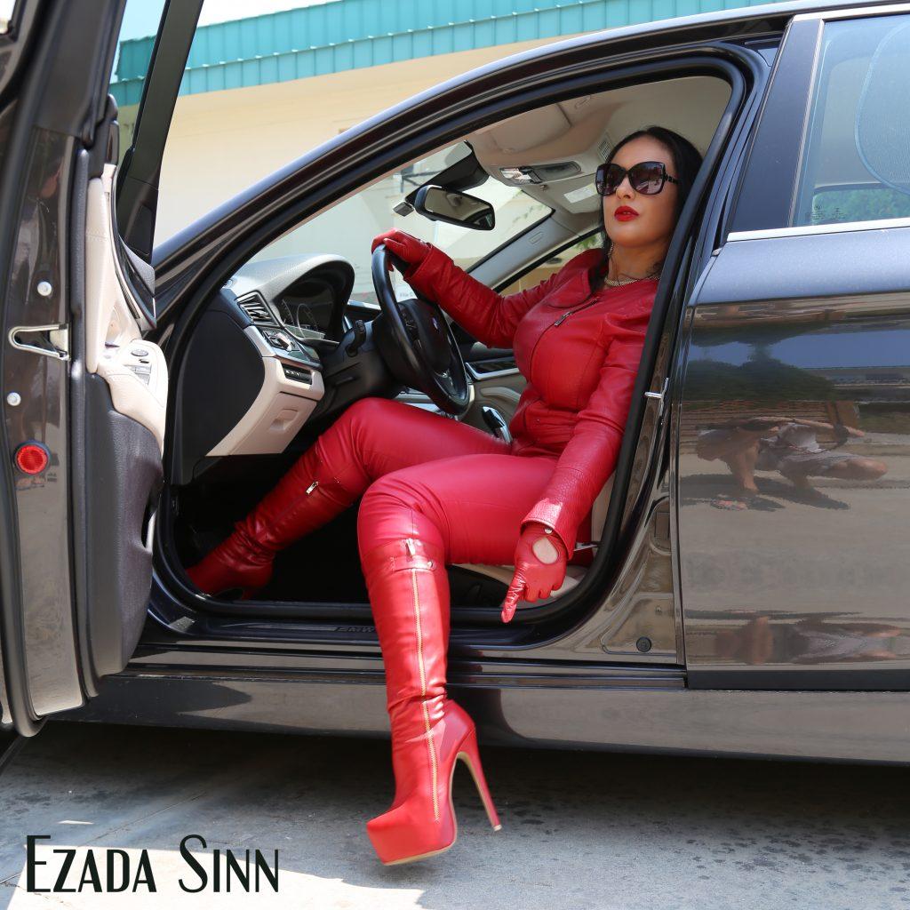 leather boots – Ezada Sinn