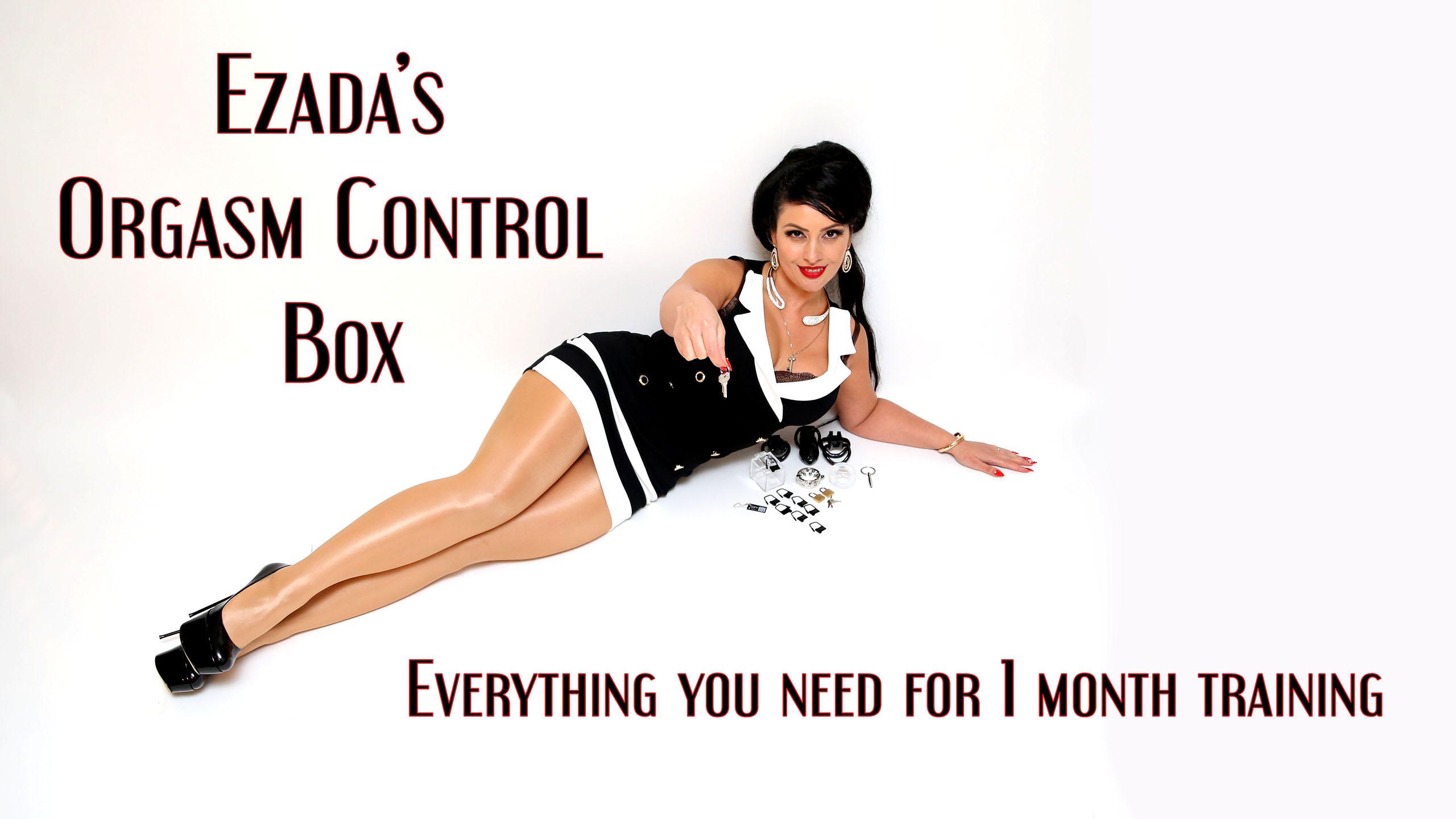 Ezada's Orgasm Control Box